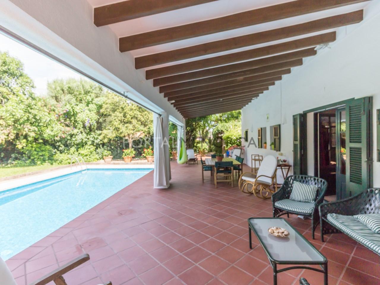 maison avec jardin et piscine a Llucemessanes, Mahon, Minorque (48 de 57)