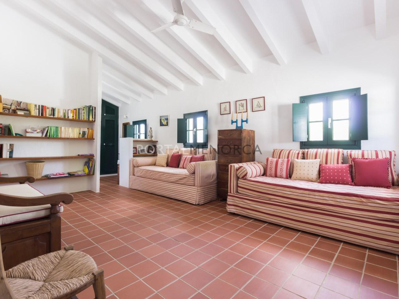 maison avec jardin et piscine a Llucemessanes, Mahon, Minorque (31 de 57)