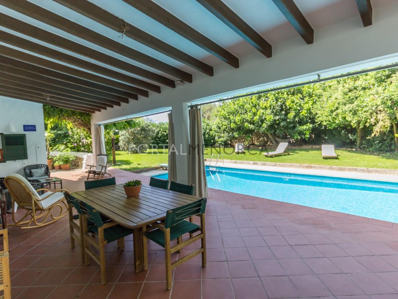 maison avec jardin et piscine a Llucemessanes, Mahon, Minorque (49 de 57)