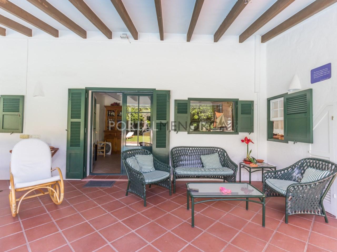 maison avec jardin et piscine a Llucemessanes, Mahon, Minorque (4 de 57)