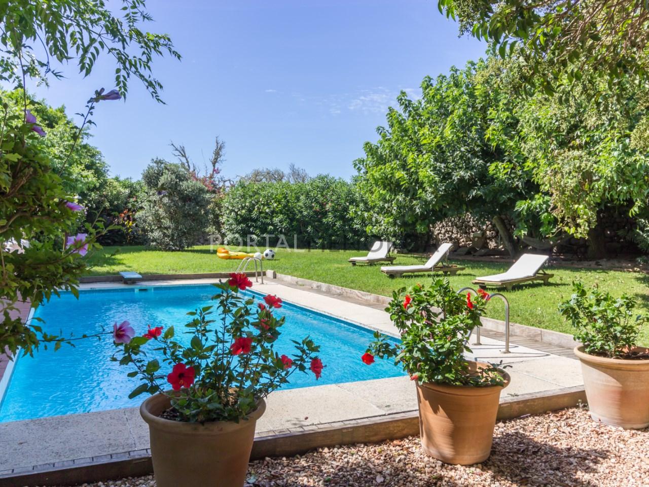 maison avec jardin et piscine a Llucemessanes, Mahon, Minorque (2 de 57)
