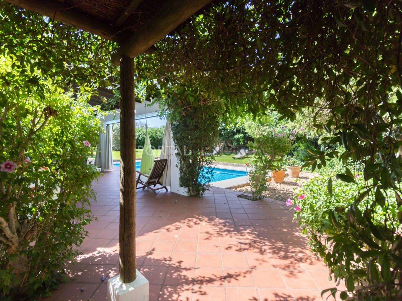 maison avec jardin et piscine a Llucemessanes, Mahon, Minorque (52 de 57)
