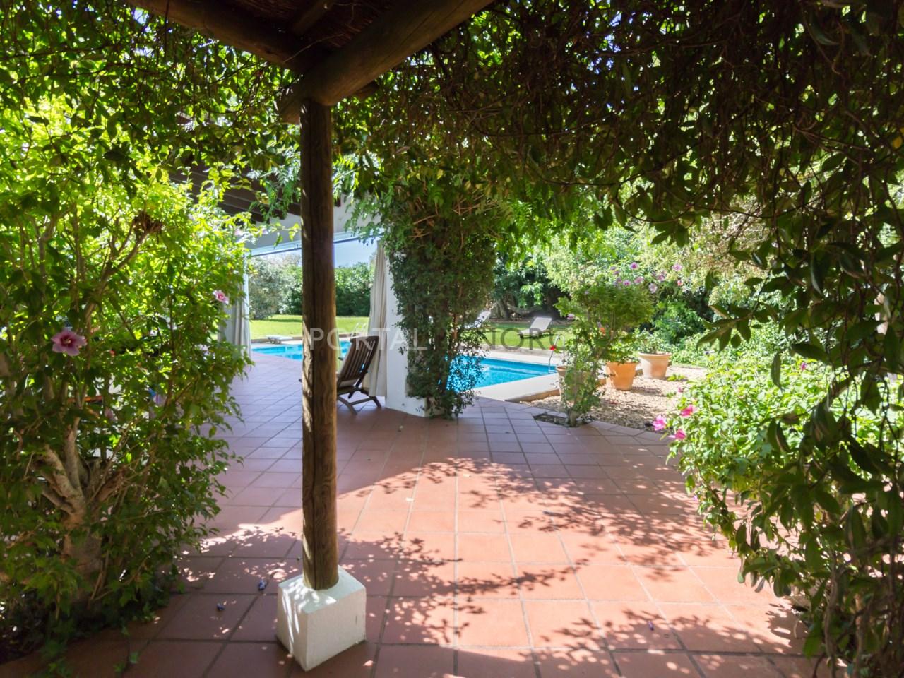 maison avec jardin et piscine a Llucemessanes, Mahon, Minorque (53 de 57)