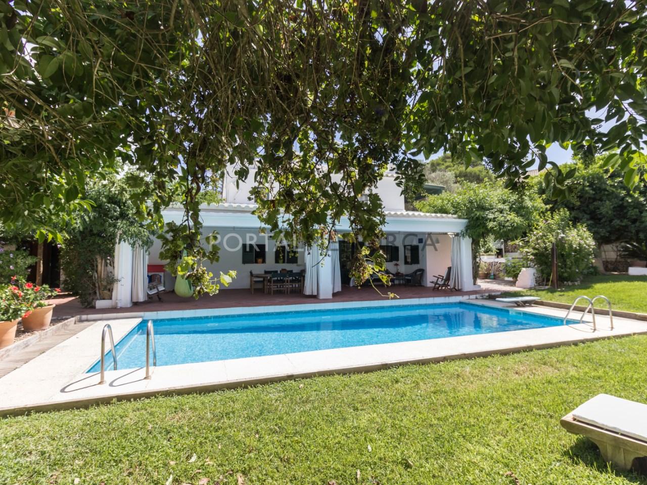 maison avec jardin et piscine a Llucemessanes, Mahon, Minorque (55 de 57)