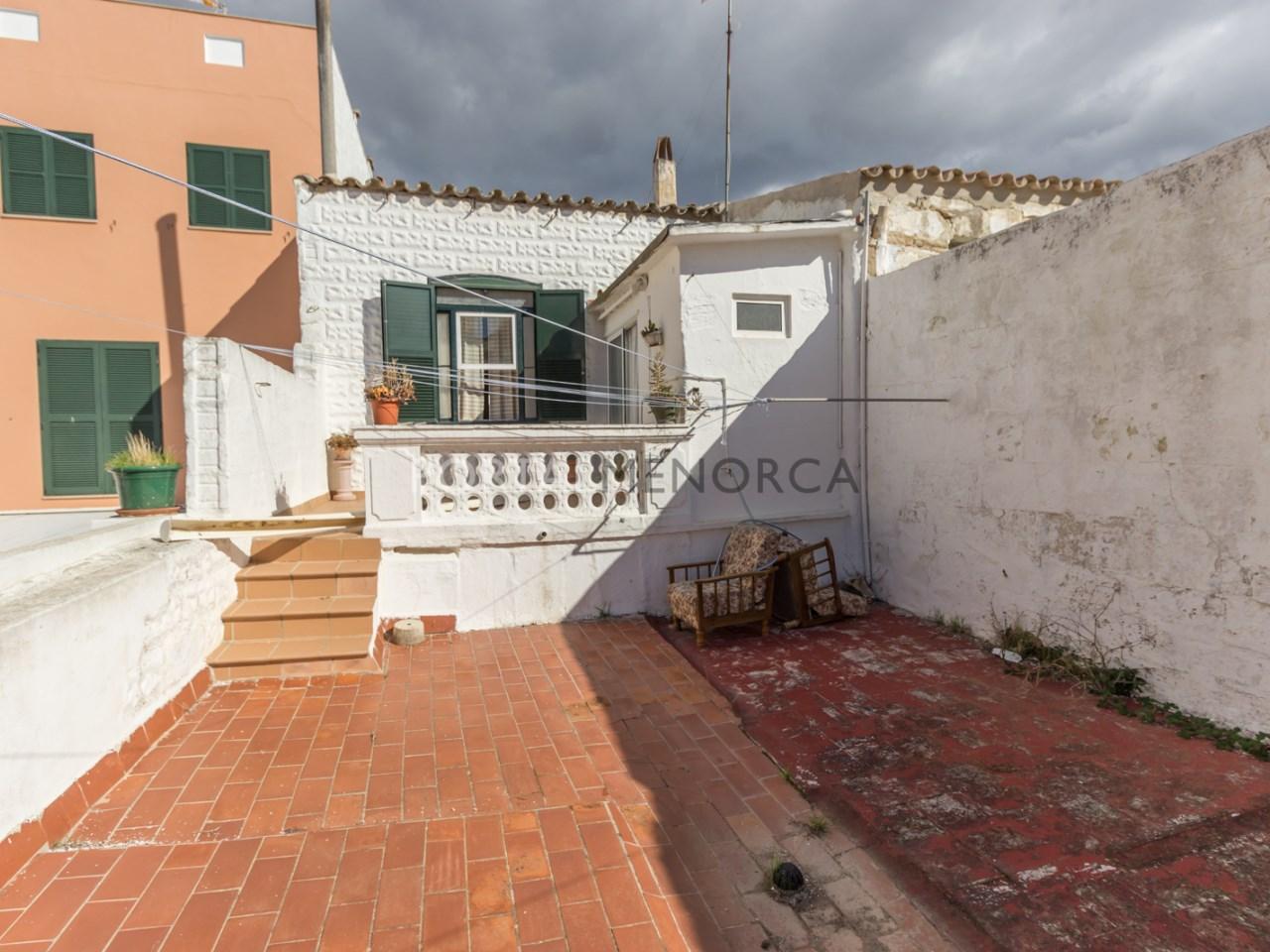 maison avec patio a Mahon (10 de 15)