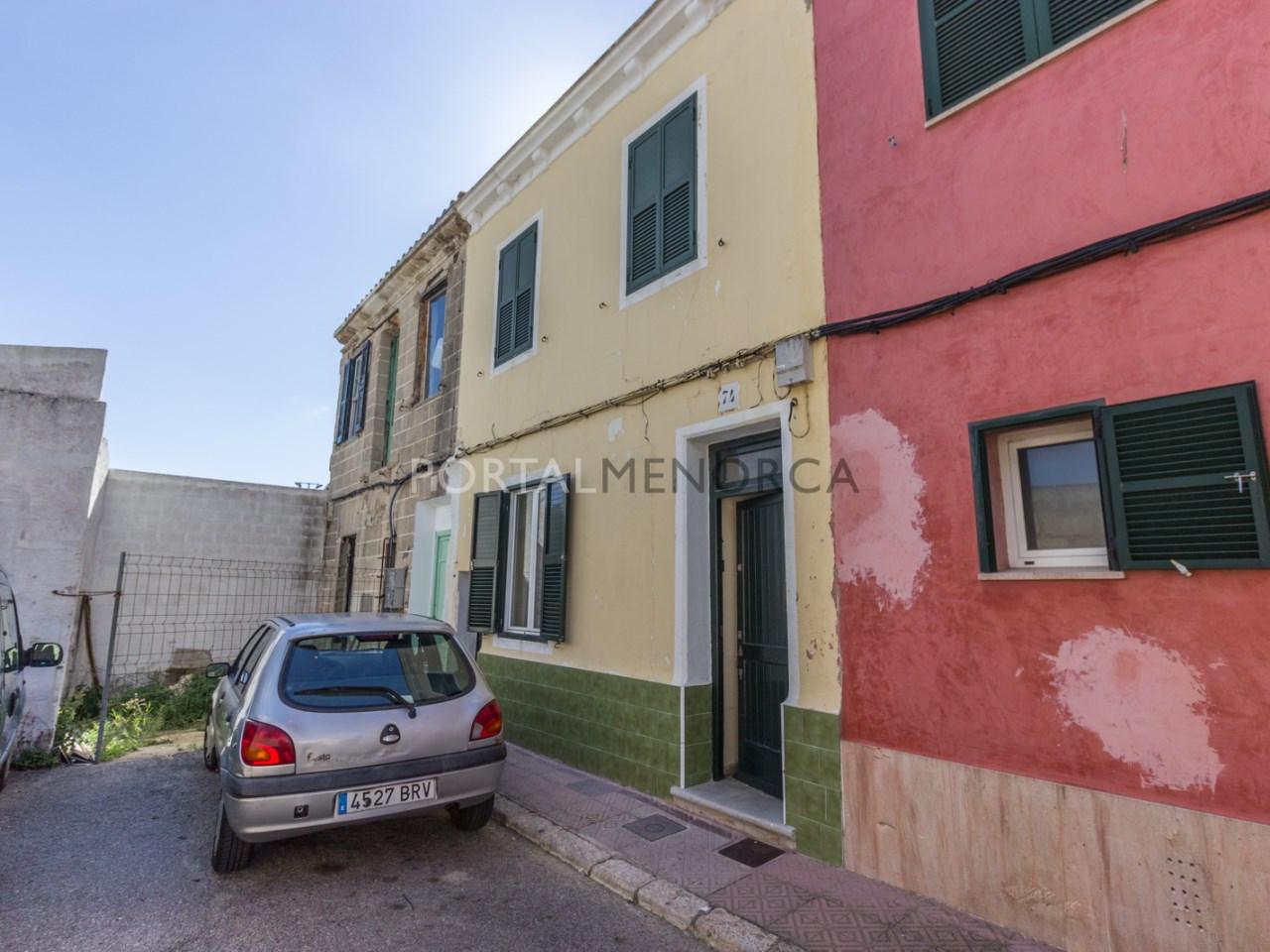 maison avec patio a Mahon (1 de 15)