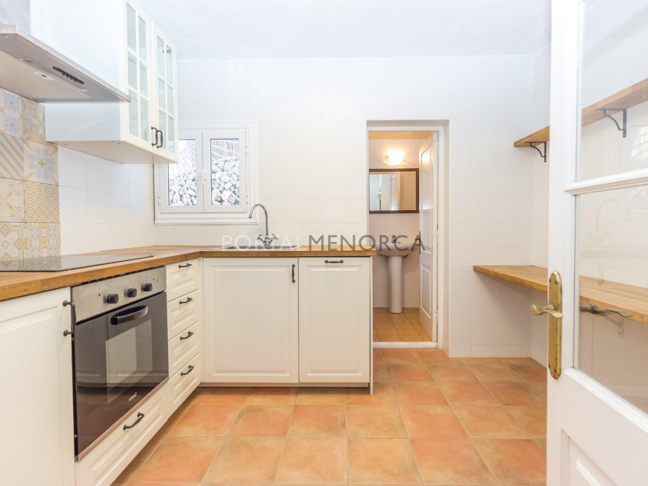 casa con patio en son vilar Menorca (2 de 22)