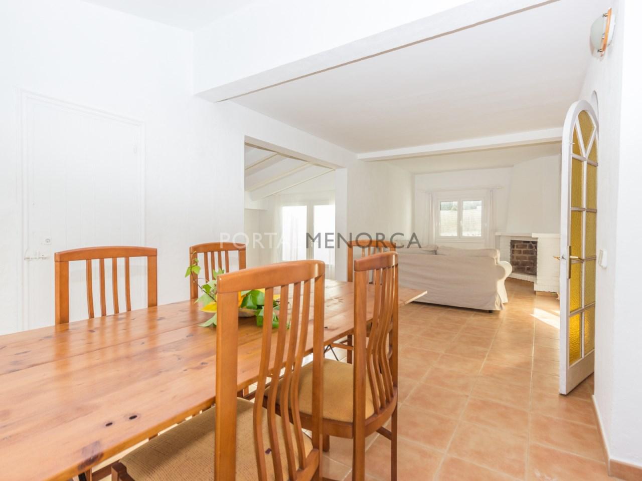 casa con patio en son vilar Menorca (13 de 22)