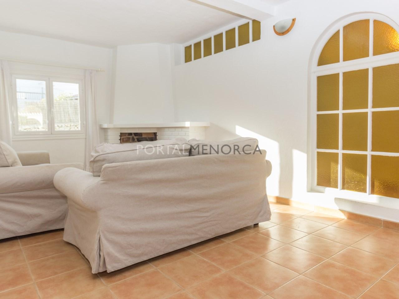 casa con patio en son vilar Menorca (12 de 22)