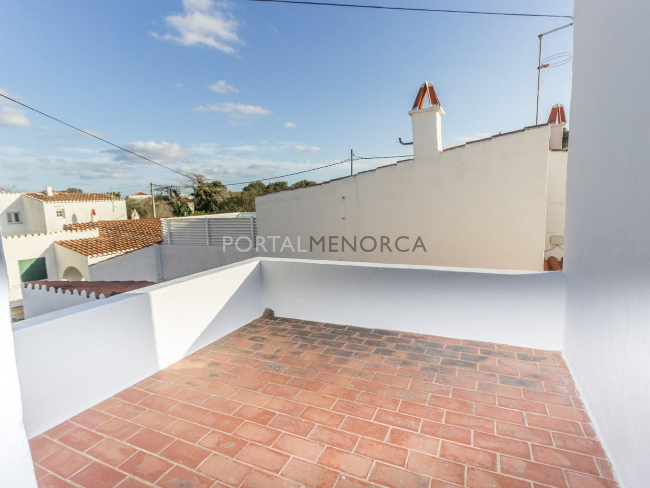 casa con patio en son vilar Menorca (18 de 22)
