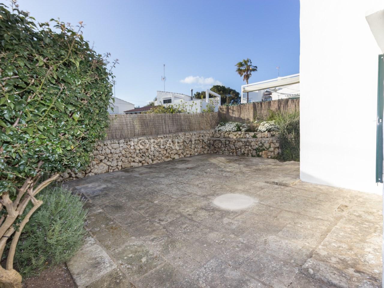 casa con patio en son vilar Menorca (19 de 22)
