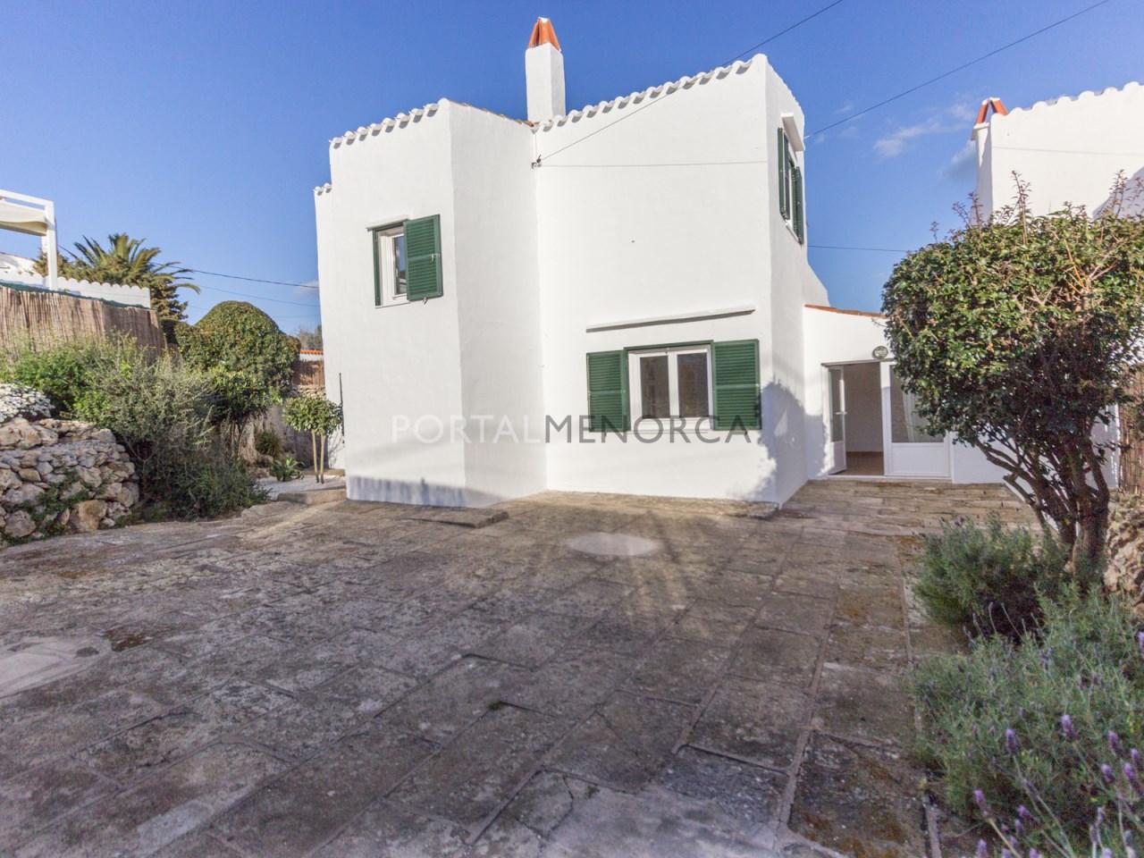 casa con patio en son vilar Menorca (20 de 22)