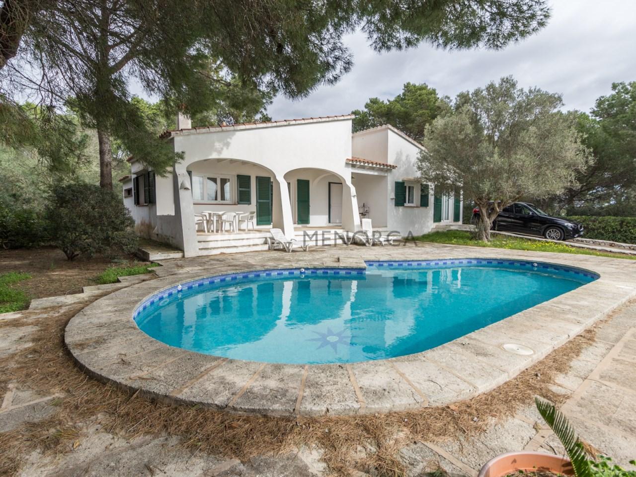 maison avec piscine a Canutells MInorque (18 de 19)