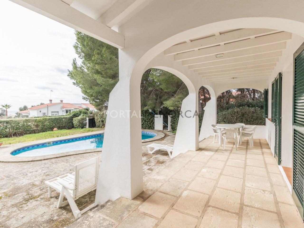 maison avec piscine a Canutells MInorque (16 de 19)