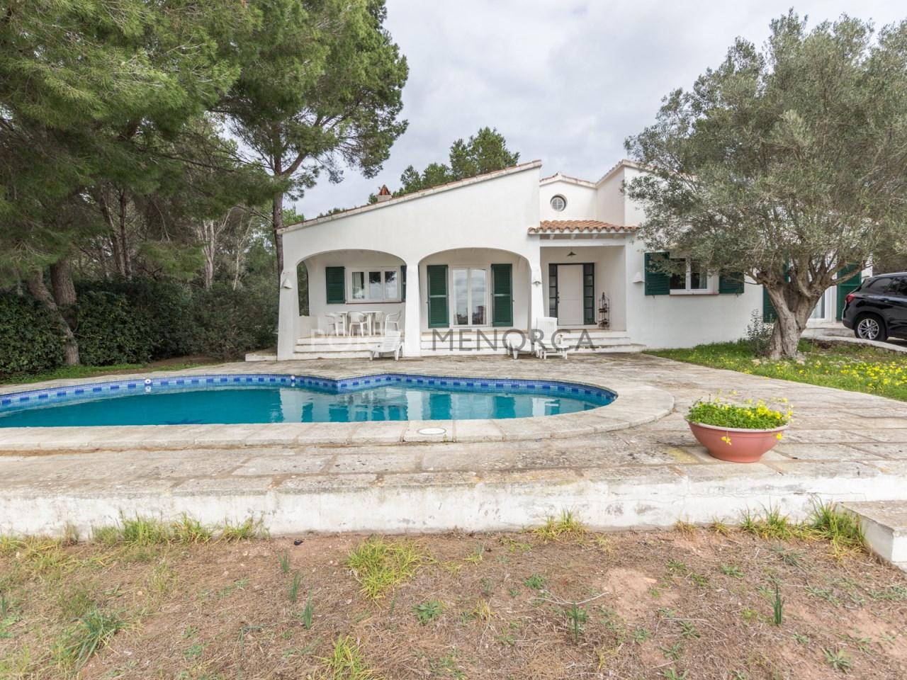 maison avec piscine a Canutells MInorque (17 de 19)