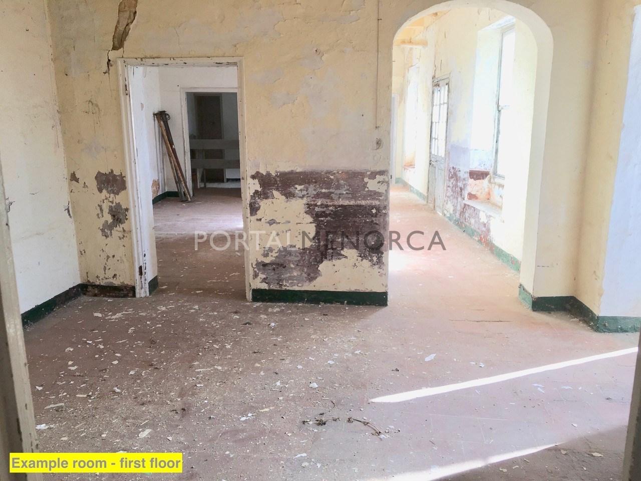First floor interior 1