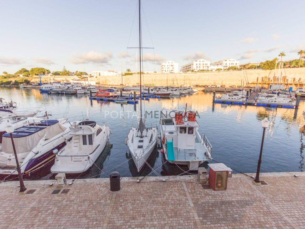 appartement bord du mer port de ciutadella Minorque (5 de 13)