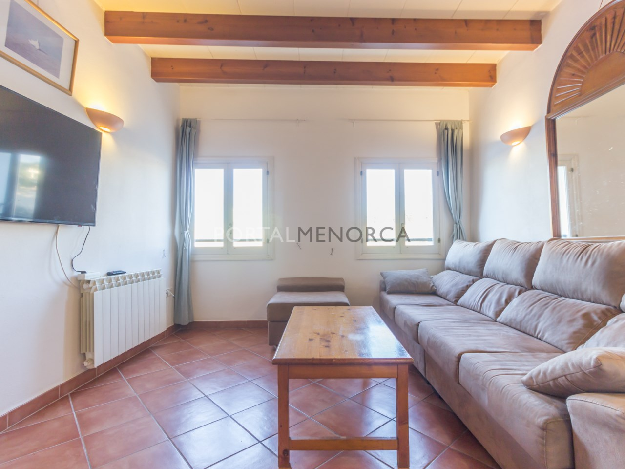 appartement bord du mer port de ciutadella Minorque (3 de 13)