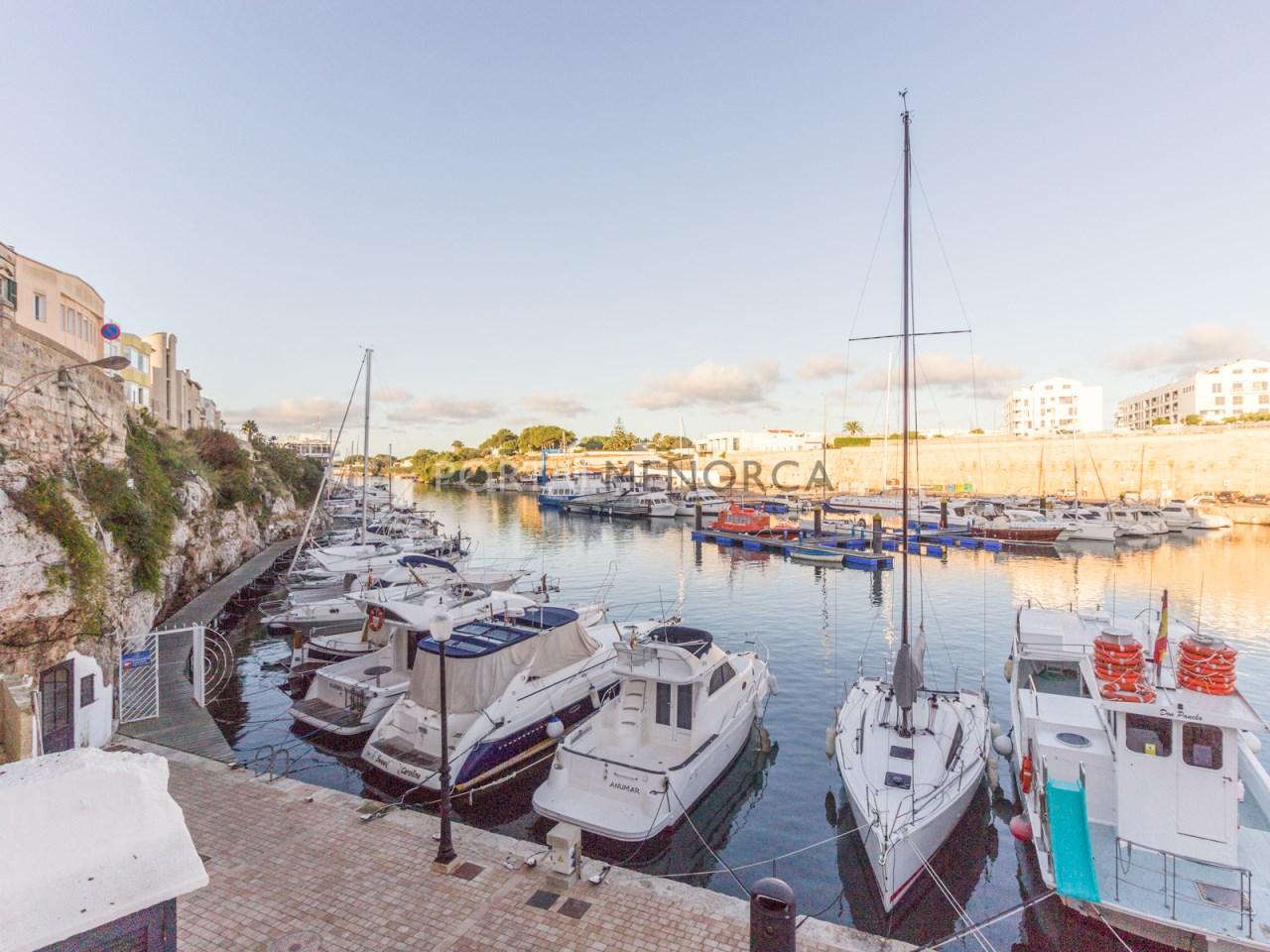 appartement bord du mer port de ciutadella Minorque (6 de 13)