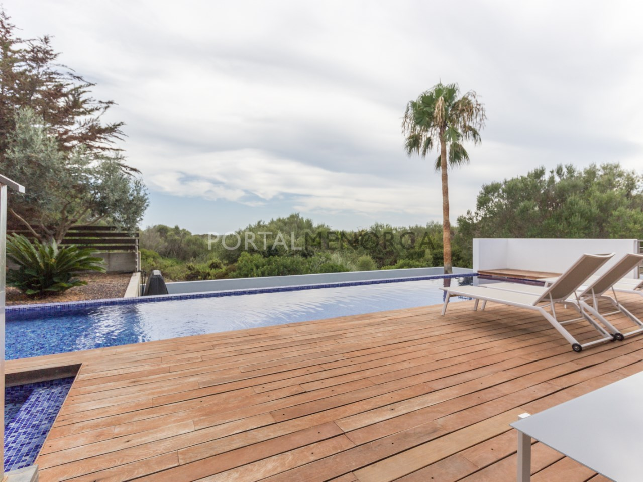 villa with swimming pool in cala Llonga, Menorca (7 de 23)