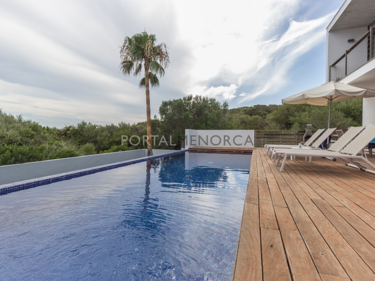 villa with swimming pool in cala Llonga, Menorca (9 de 23)