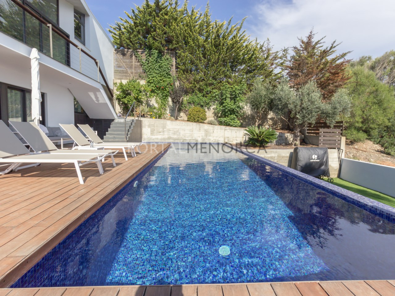 villa with swimming pool in cala Llonga, Menorca (22 de 23)