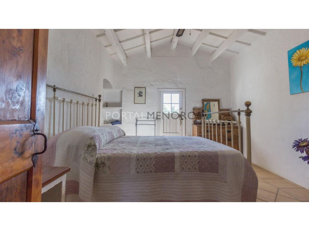 Casa de campo con piscina en venta en Mahon (16 de 24)