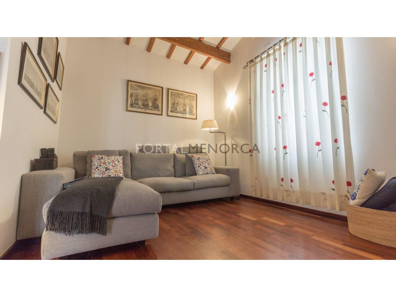 casa con jardin en Es Castell (10 de 38)