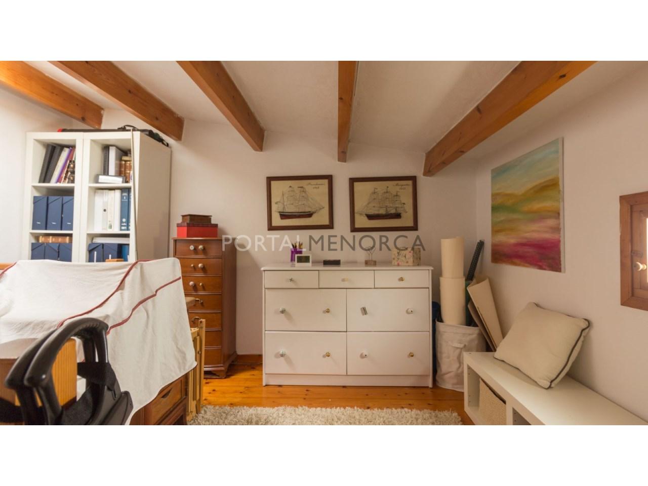 casa con jardin en Es Castell (17 de 38)