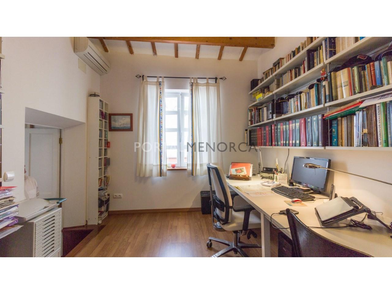 casa con jardin en Es Castell (32 de 38)