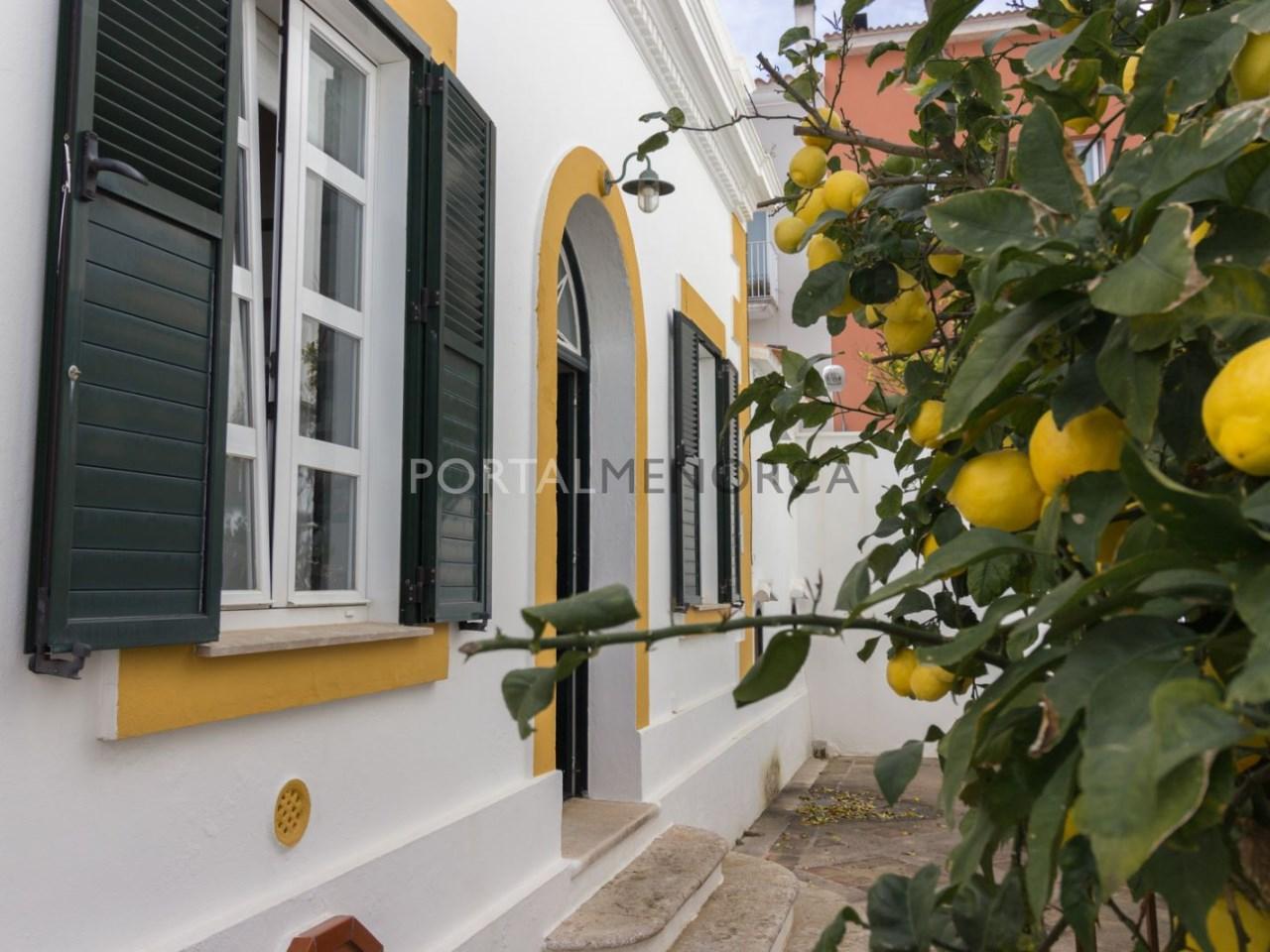 casa con jardin en Es Castell (24 de 38)