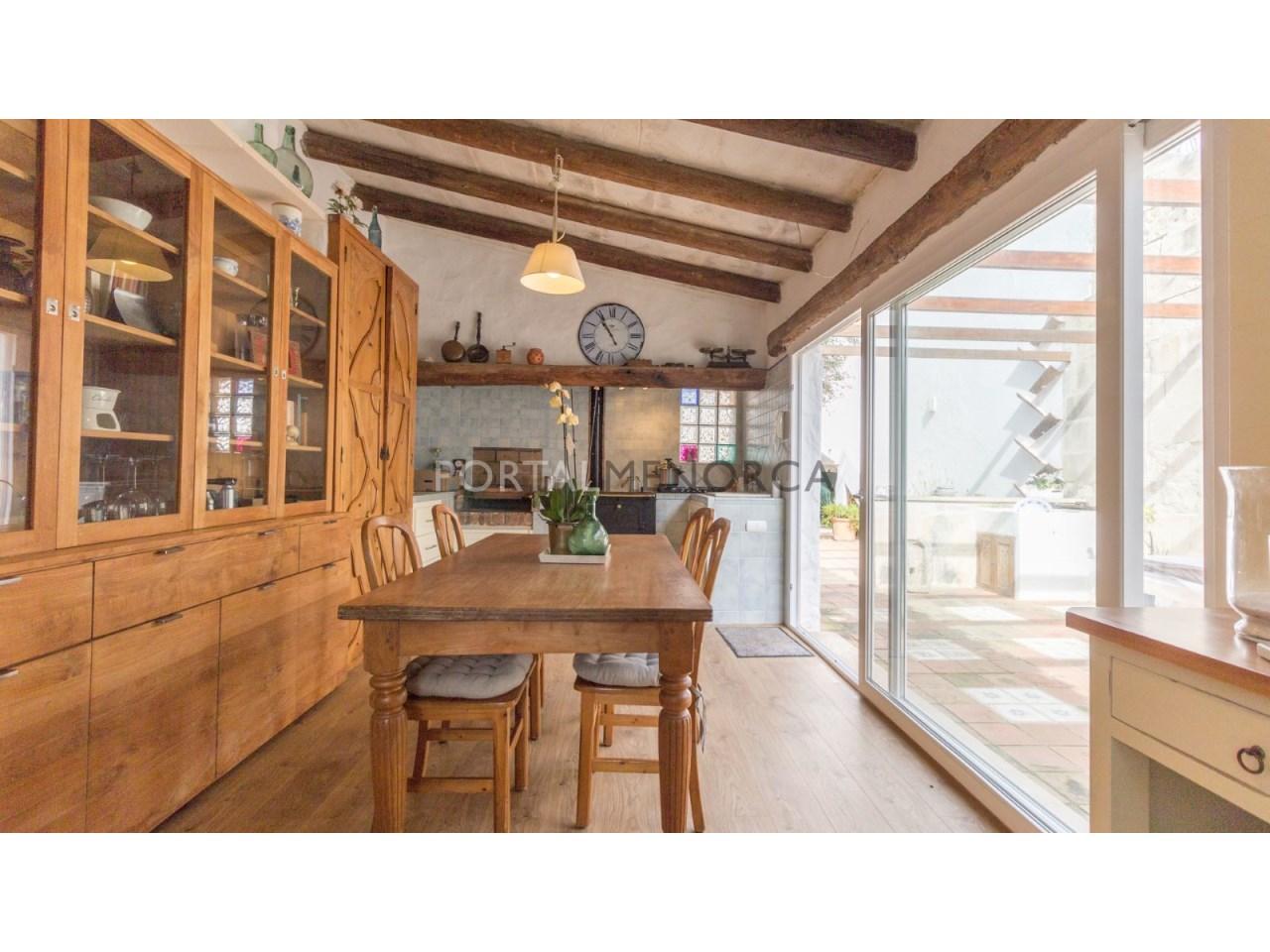 casa con jardin en Es Castell (35 de 38)