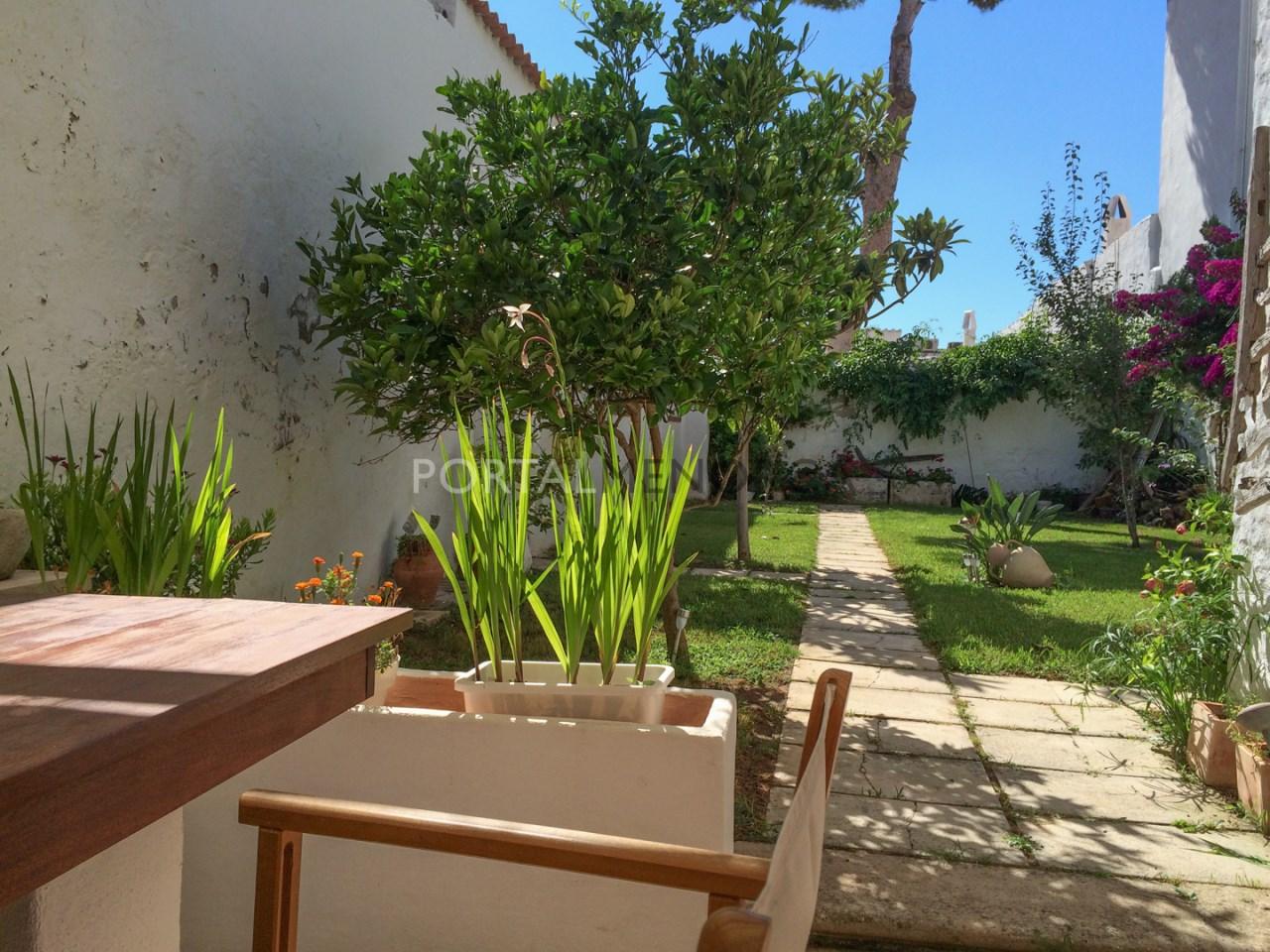 Casa con patio en es Castell (3 de 5)