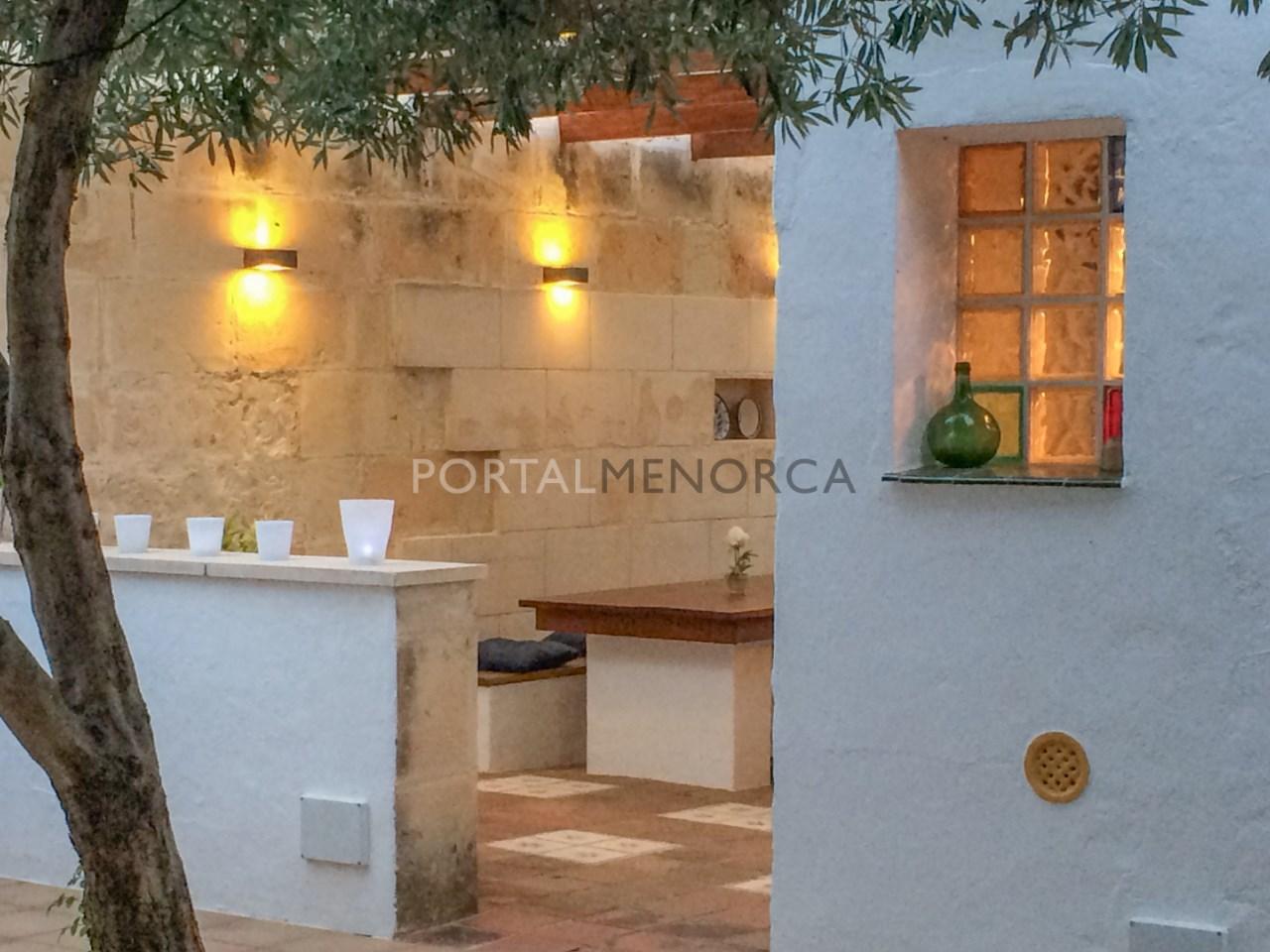 Casa con patio en es Castell (4 de 5)