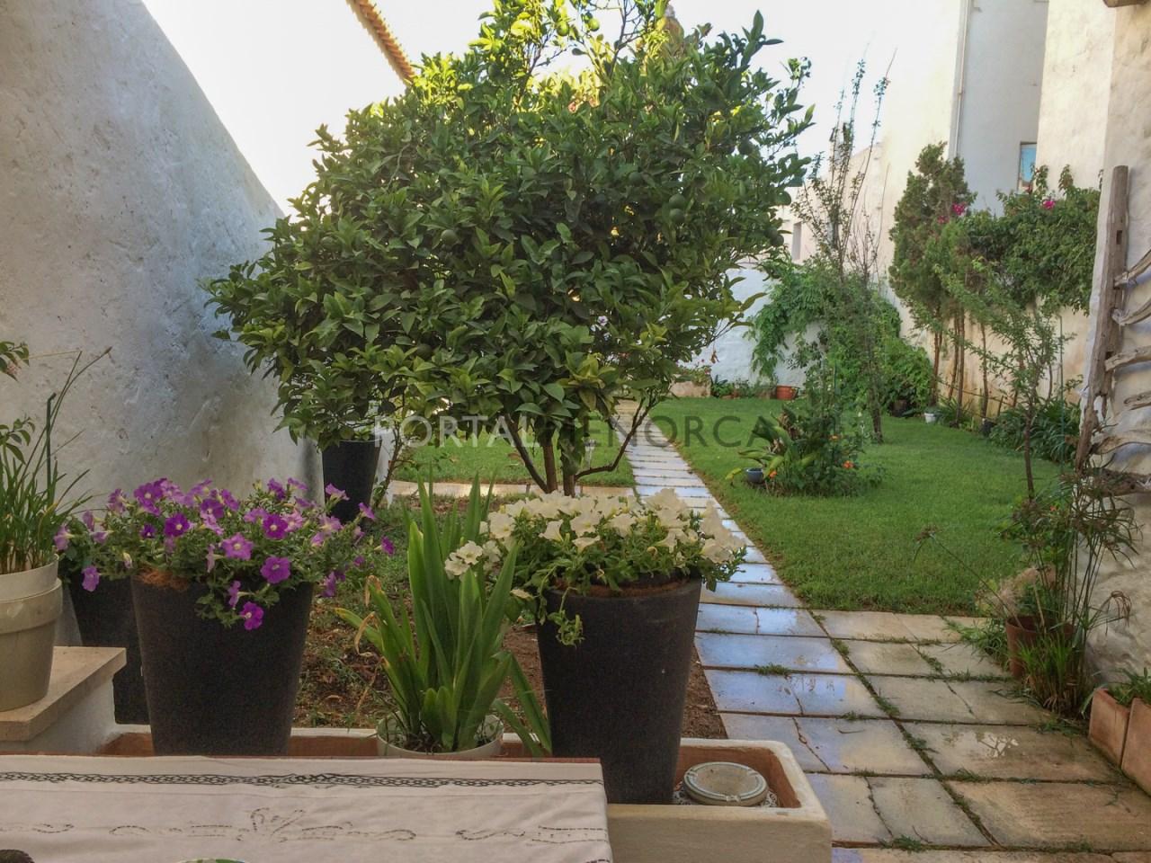 Casa con patio en es Castell (5 de 5)