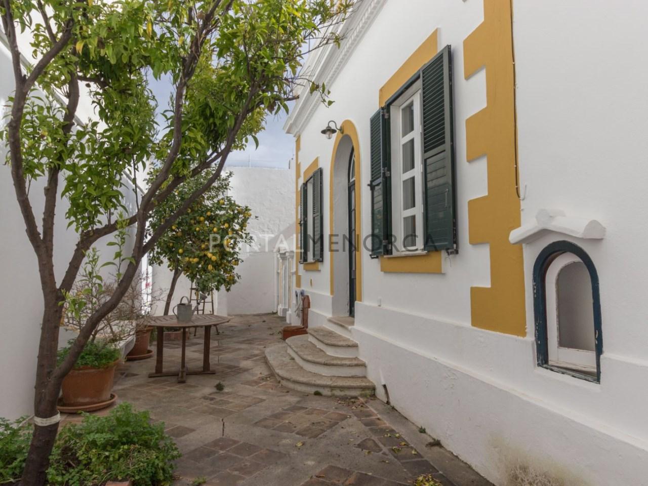 casa con jardin en Es Castell (23 de 38)