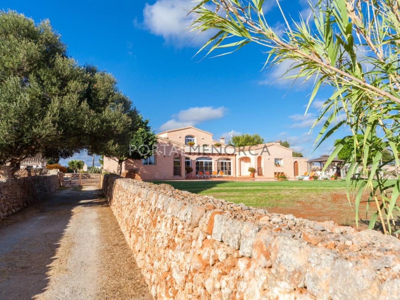 Casa de campo con piscina en Menorca (27 de 41)