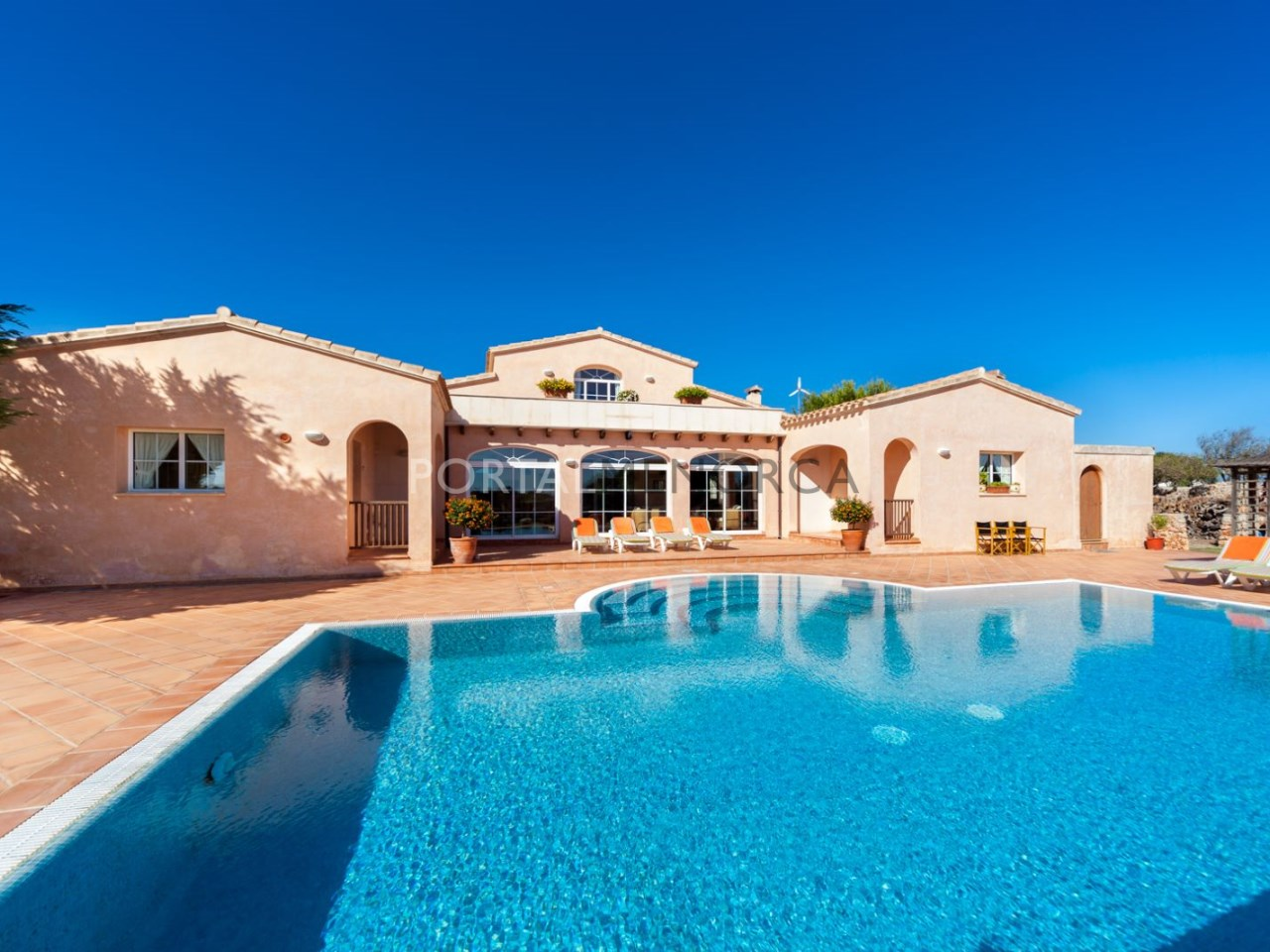 Casa de campo con piscina en Menorca (5 de 41)