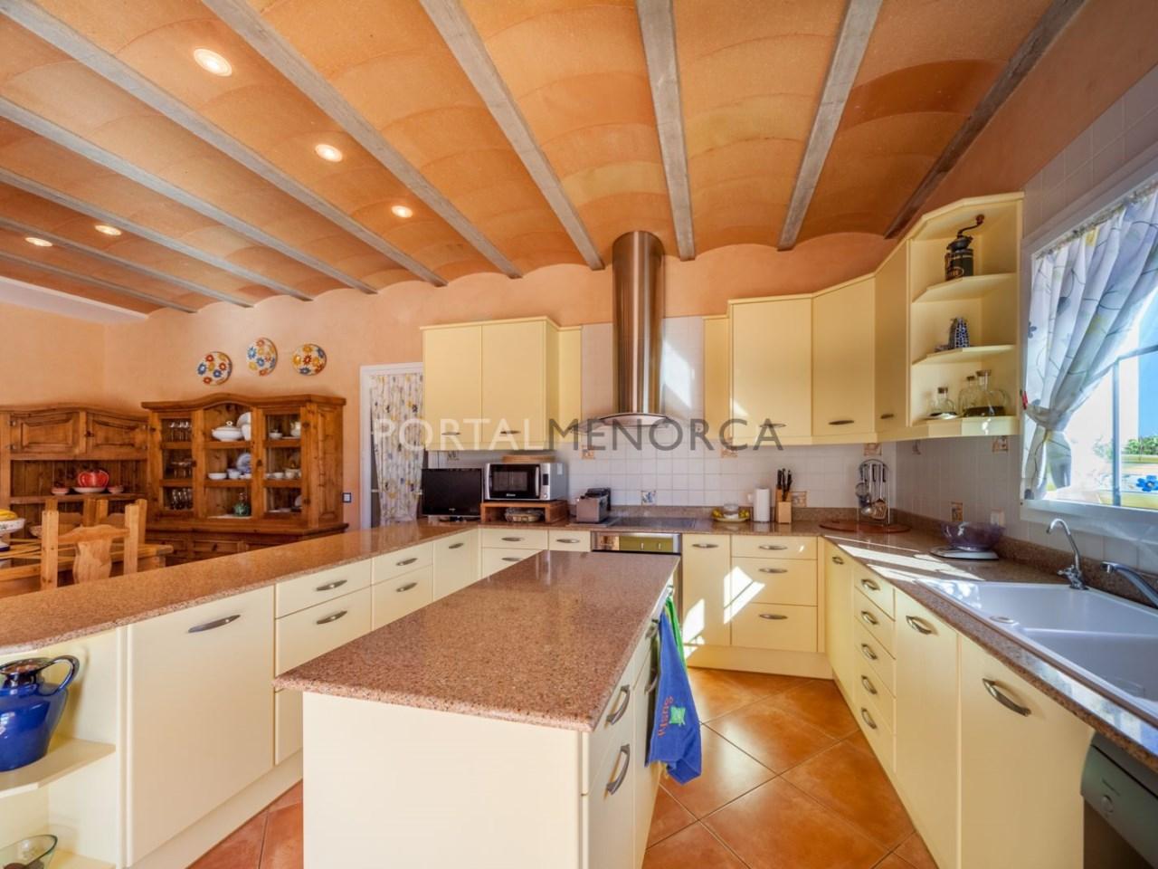Casa de campo con piscina en Menorca (9 de 41)