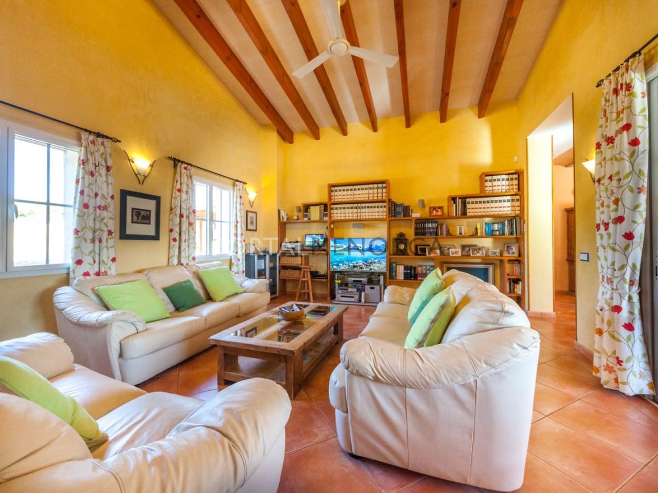 Casa de campo con piscina en Menorca (11 de 41)