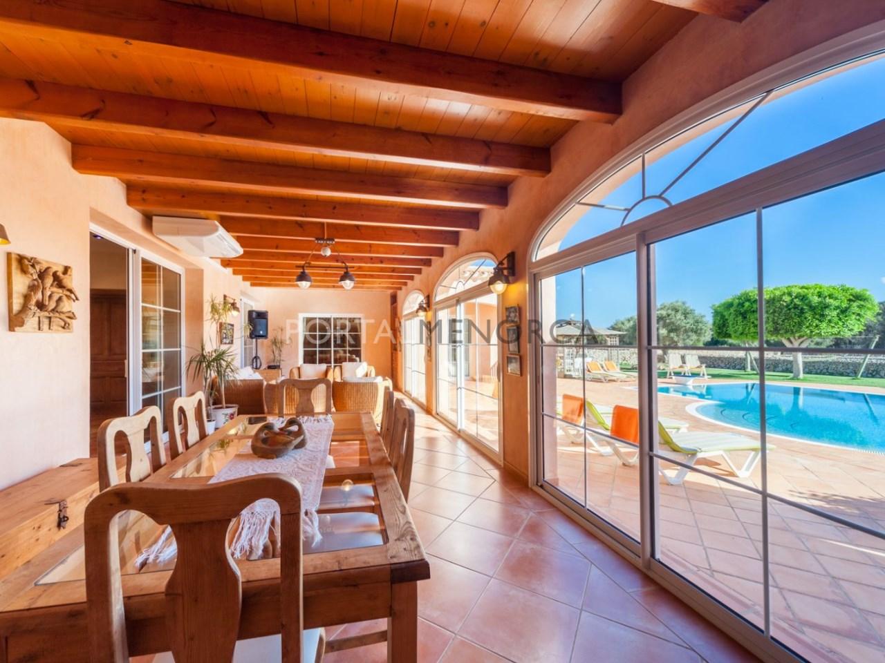 Casa de campo con piscina en Menorca (13 de 41)