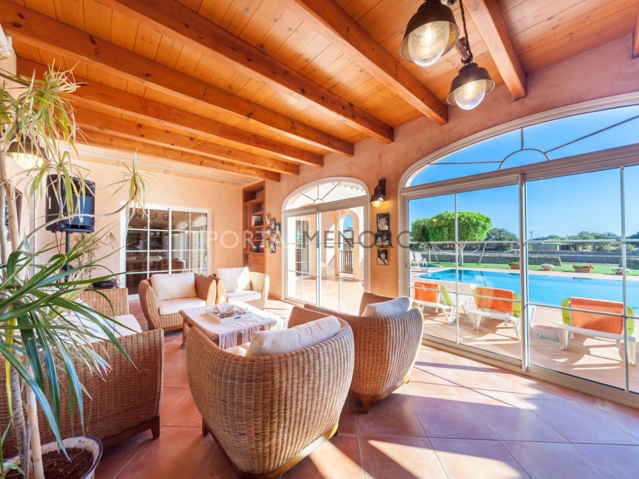 Casa de campo con piscina en Menorca (12 de 41)