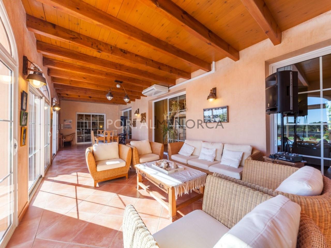 Casa de campo con piscina en Menorca (14 de 41)