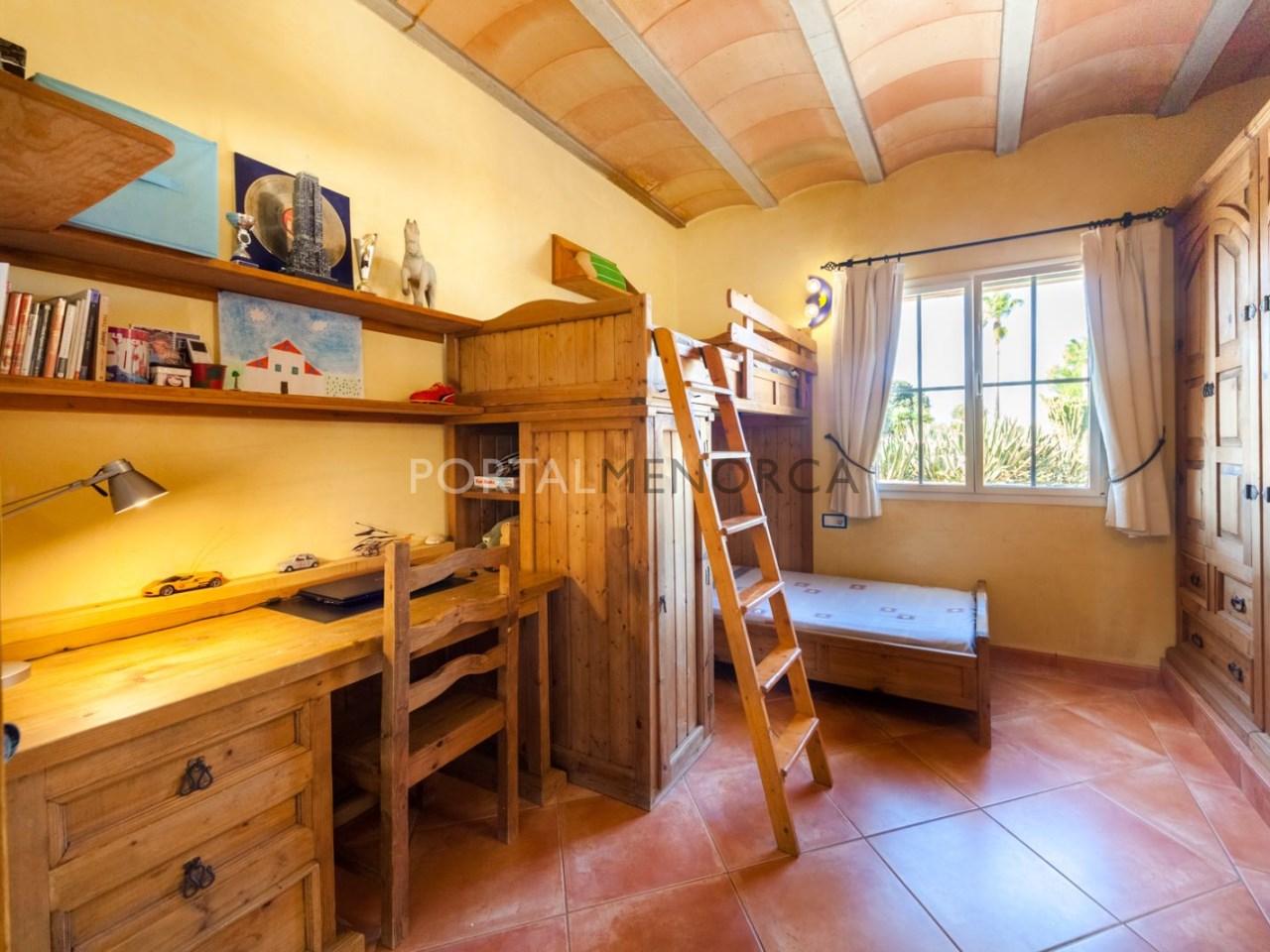 Casa de campo con piscina en Menorca (15 de 41)