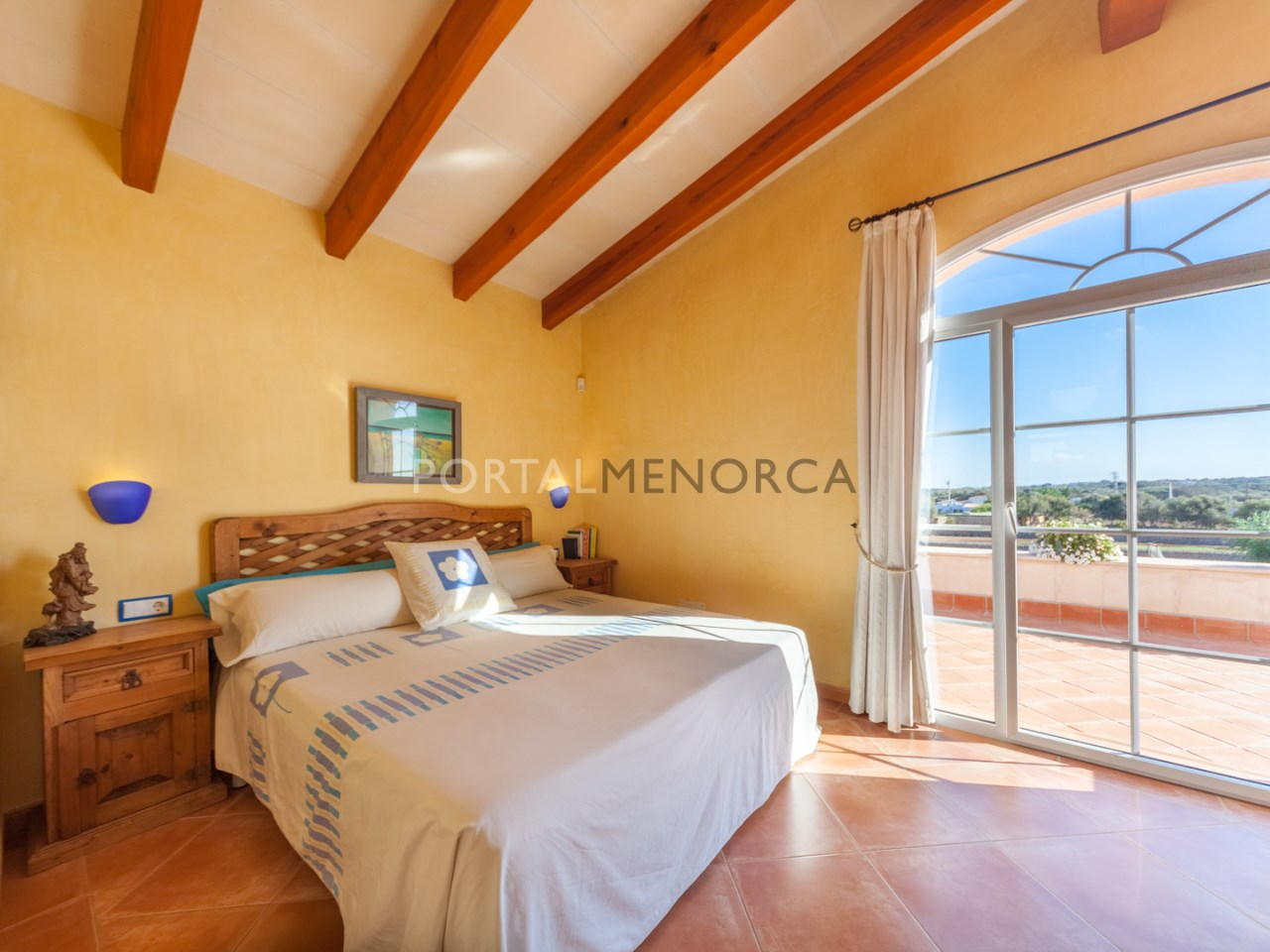 Casa de campo con piscina en Menorca (21 de 41)