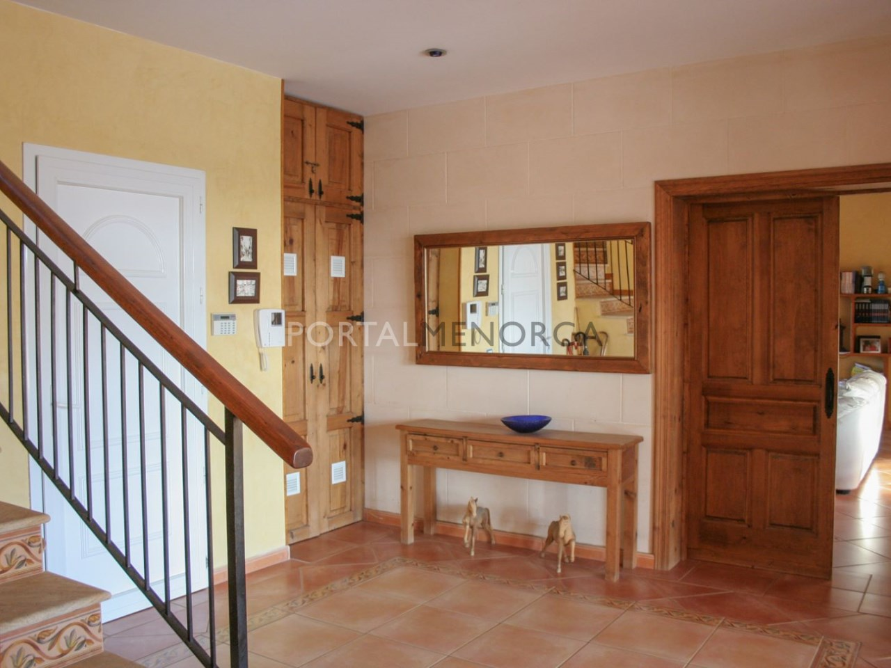 Casa de campo con piscina en Menorca (4 de 41)