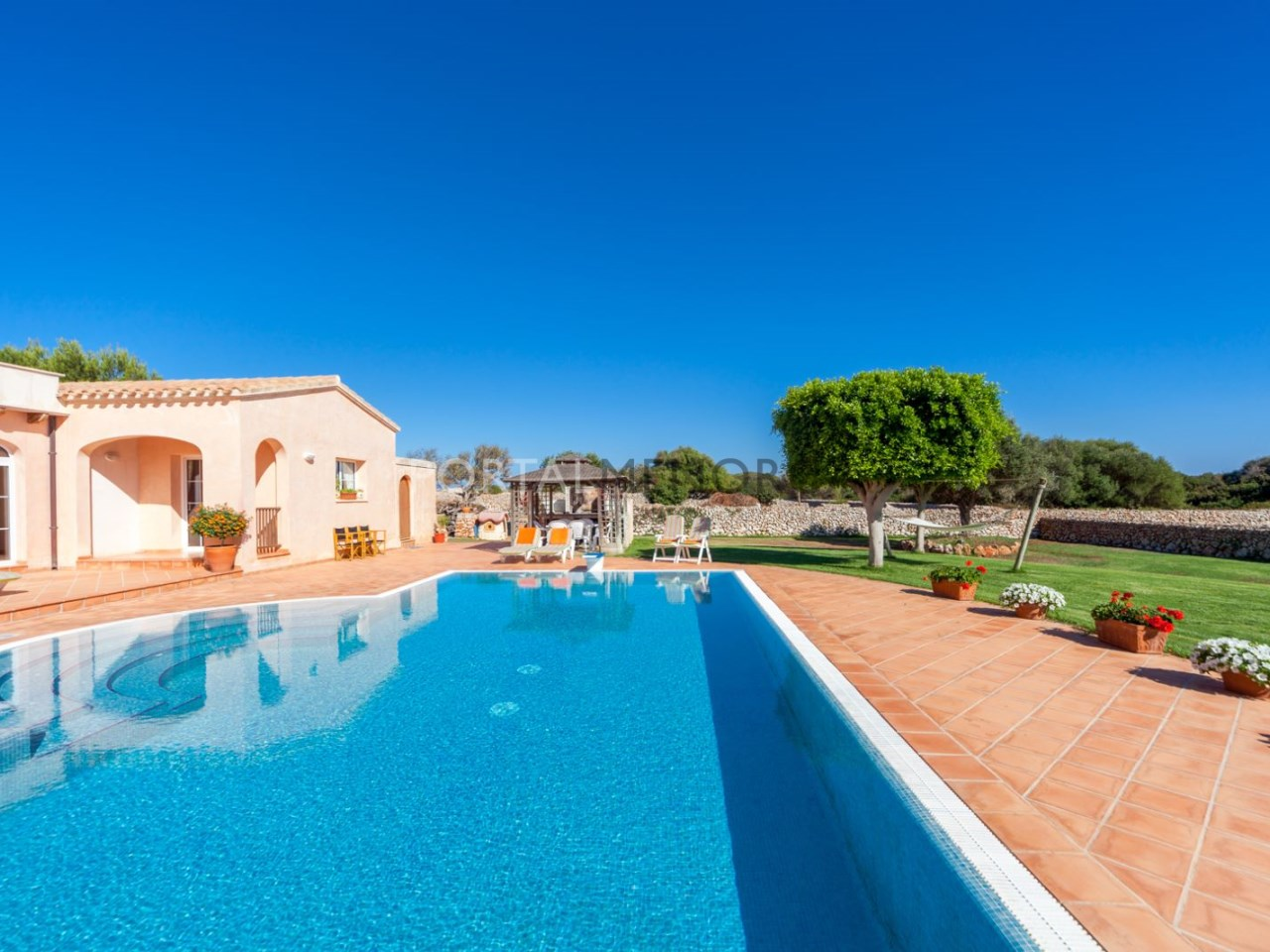 Casa de campo con piscina en Menorca (8 de 41)
