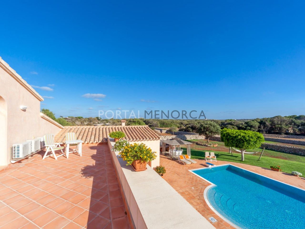 Casa de campo con piscina en Menorca (23 de 41)