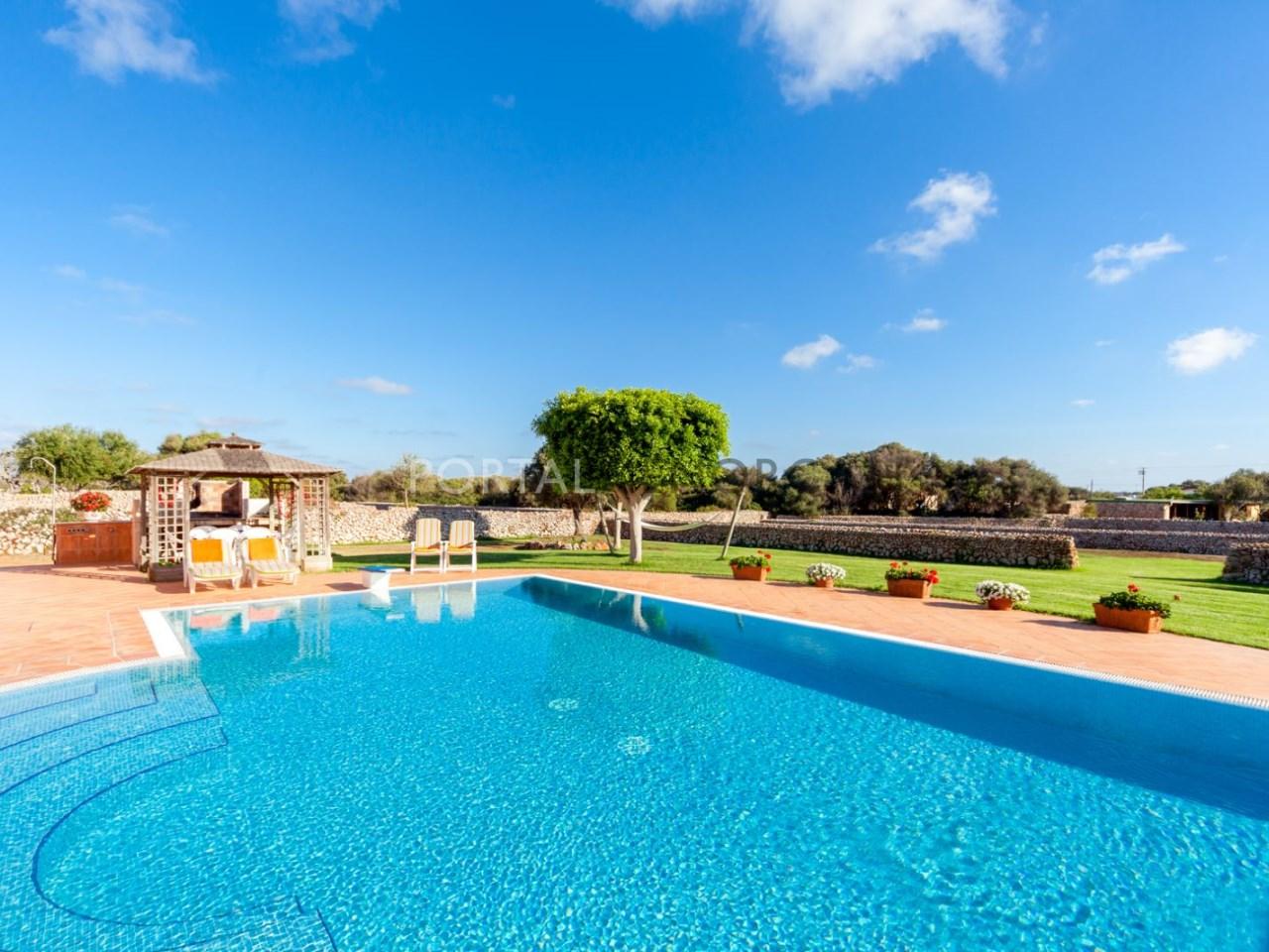 Casa de campo con piscina en Menorca (26 de 41)