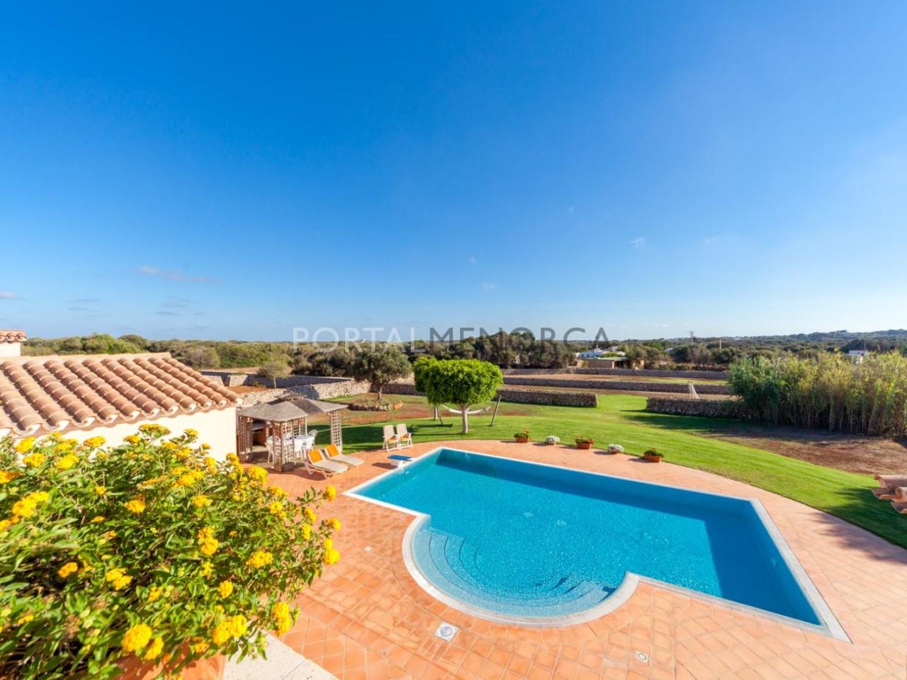 Casa de campo con piscina en Menorca (24 de 41)